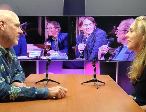 MARITA COPPES: 'HET TWEEDE LITERAIR CAFE GAAT ONDER MEER OVER DRS P.'