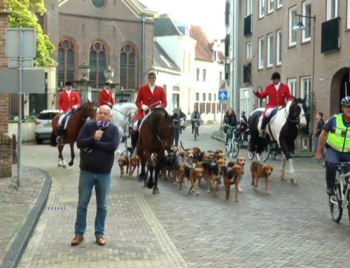 BOKBIERDAG 2019 – HISTORISCHE OPTOCHT OVER DE OUDEWAND IN ZUTPHEN