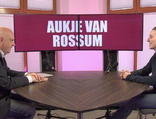 AUKJE VAN ROSSUM (VAN ROSSUM KOFFIE): 'ONGELOOFLIJK HOE GOED DE CROWDFUNDING WERKT!'