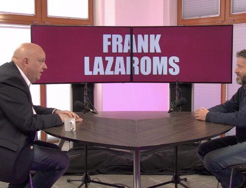 FRANK LAZAROMS (B&B WARNSVELD): 'IK VIND HET HEERLIJK OM GASTEN TE ONTVANGEN.'