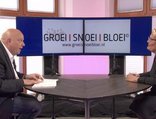 YOLANDA VAN DONGEN (GROEI, SNOEI, BLOEI): 'JE MOET ER ZELF AAN WERKEN!'